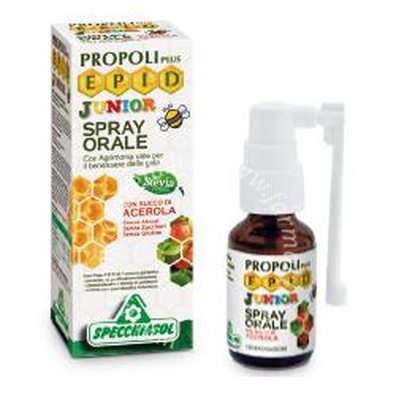 Epid junior spray orosolubile 15 ml